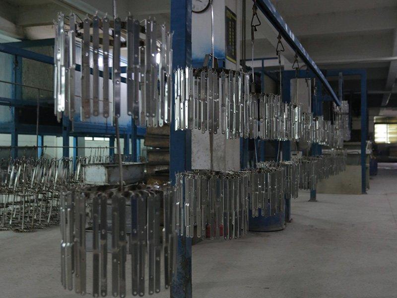 部分生產和檢測設備