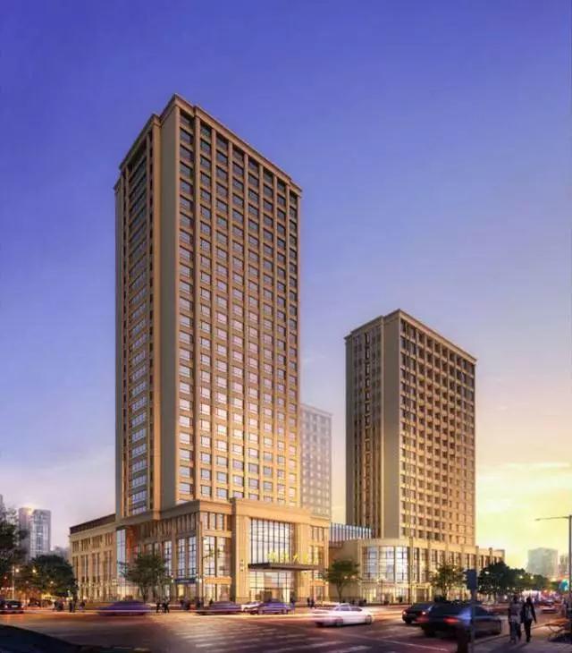 杭州·恒元沁春萧山新添四星级酒店