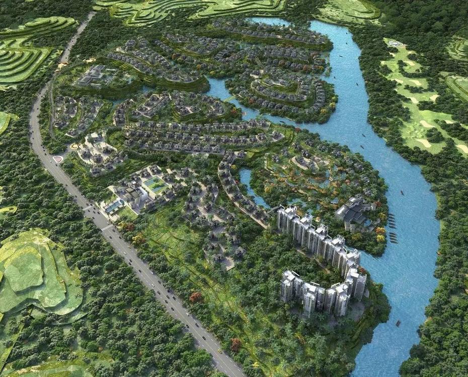 佛山·金谷塱绿地项目